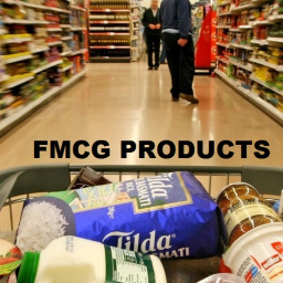 FMCG Distributors for Supermarket, Food Logistics, Retail